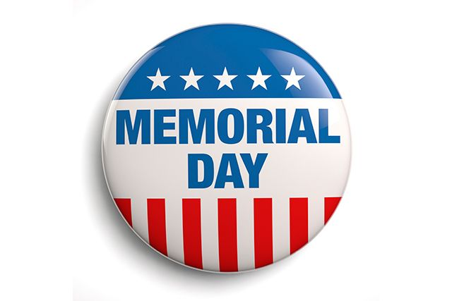 Memorial Day Holiday - College Closed
