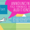 Forensics Team Auditions at Downtown Campus