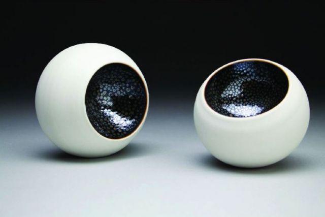 """""""Role Models"""" Ceramic Art Exhibit"""