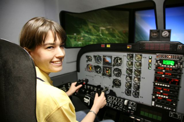 Cecil Center Aviation Programs Information Session