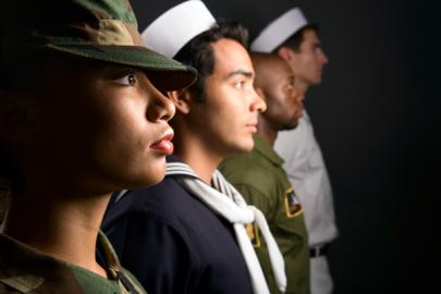 Duty, military veteran or military spouse? Interested in a college education?